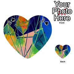 New Form Technology Playing Cards 54 (Heart)