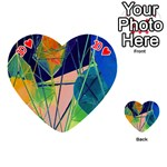 New Form Technology Playing Cards 54 (Heart)  Front - Heart10