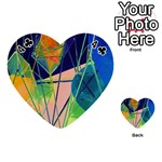 New Form Technology Playing Cards 54 (Heart)  Front - Club4