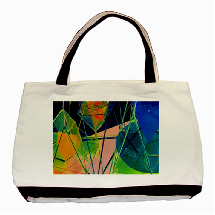 New Form Technology Basic Tote Bag (Two Sides)