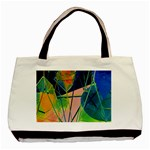 New Form Technology Basic Tote Bag (Two Sides) Back