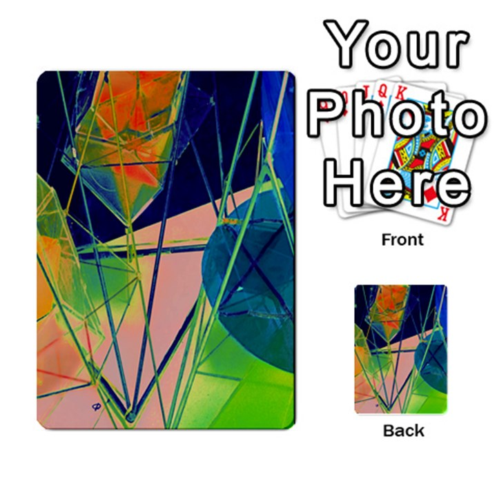 New Form Technology Multi-purpose Cards (Rectangle)
