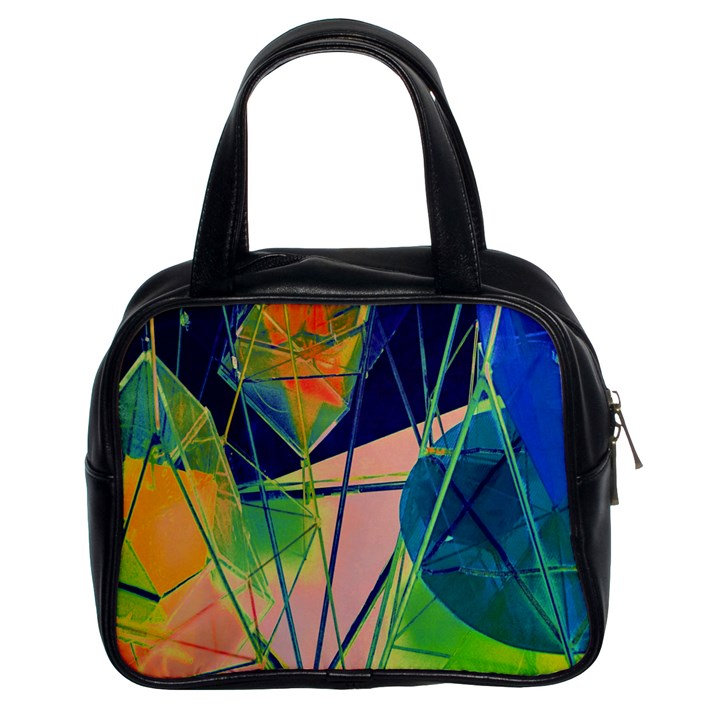 New Form Technology Classic Handbags (2 Sides)