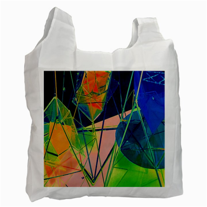 New Form Technology Recycle Bag (One Side)