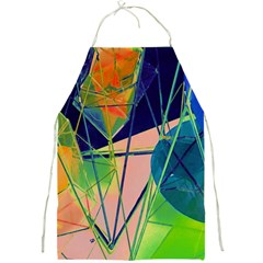New Form Technology Full Print Aprons