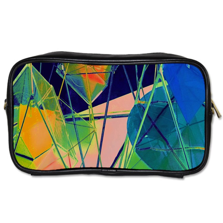 New Form Technology Toiletries Bags 2-Side