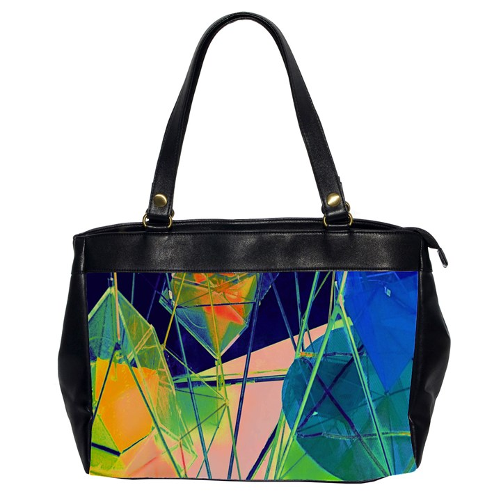 New Form Technology Office Handbags (2 Sides)