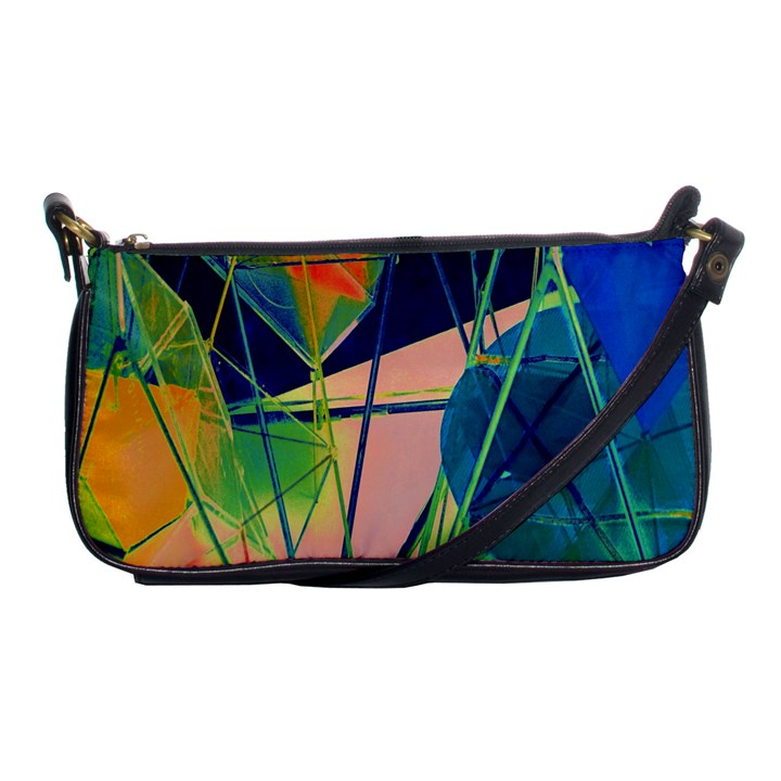 New Form Technology Shoulder Clutch Bags