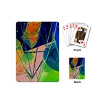 New Form Technology Playing Cards (Mini)  Back