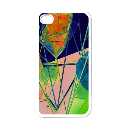 New Form Technology Apple iPhone 4 Case (White)