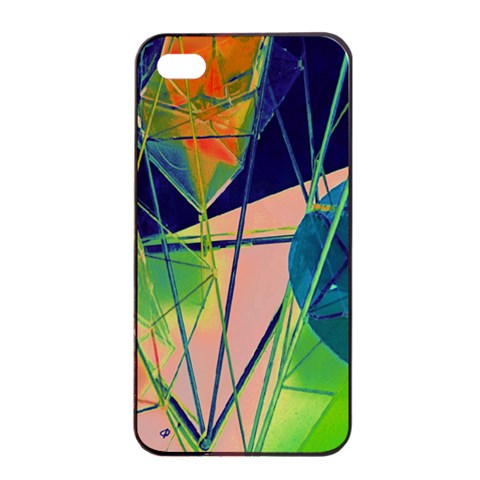 New Form Technology Apple iPhone 4/4s Seamless Case (Black)