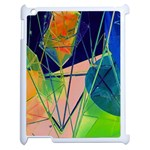 New Form Technology Apple iPad 2 Case (White) Front