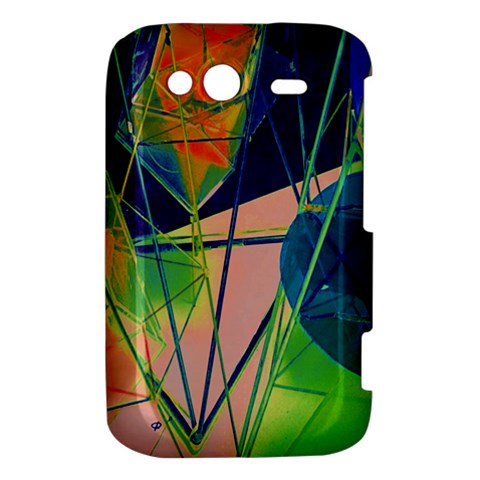 New Form Technology HTC Wildfire S A510e Hardshell Case