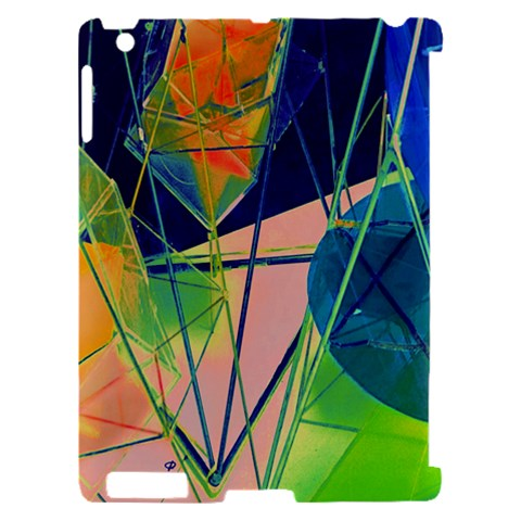New Form Technology Apple iPad 2 Hardshell Case (Compatible with Smart Cover)