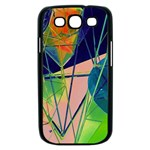 New Form Technology Samsung Galaxy S III Case (Black) Front