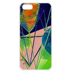 New Form Technology Apple iPhone 5 Seamless Case (White)