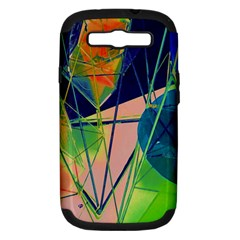 New Form Technology Samsung Galaxy S III Hardshell Case (PC+Silicone)