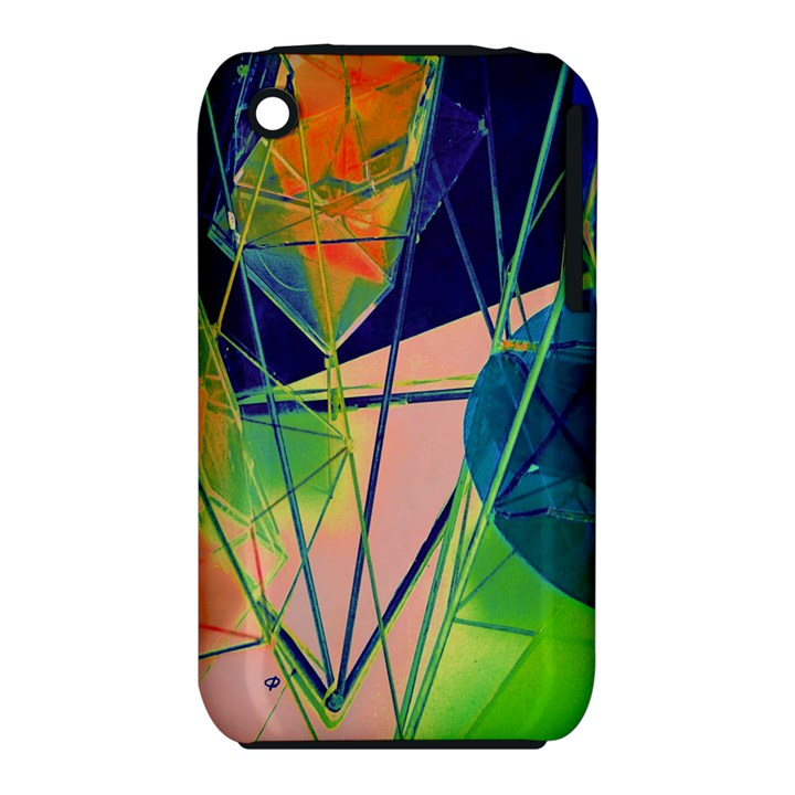New Form Technology Apple iPhone 3G/3GS Hardshell Case (PC+Silicone)