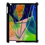 New Form Technology Apple iPad 3/4 Case (Black) Front
