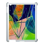 New Form Technology Apple iPad 3/4 Case (White) Front