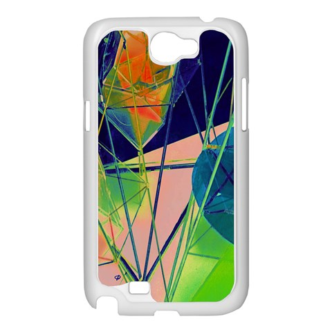 New Form Technology Samsung Galaxy Note 2 Case (White)