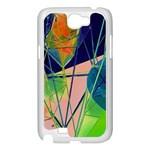 New Form Technology Samsung Galaxy Note 2 Case (White) Front