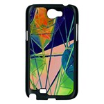 New Form Technology Samsung Galaxy Note 2 Case (Black) Front