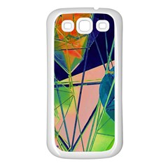 New Form Technology Samsung Galaxy S3 Back Case (White)