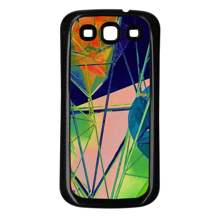 New Form Technology Samsung Galaxy S3 Back Case (Black)