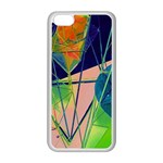 New Form Technology Apple iPhone 5C Seamless Case (White) Front