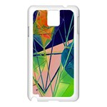 New Form Technology Samsung Galaxy Note 3 N9005 Case (White) Front