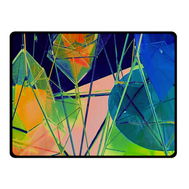 New Form Technology Double Sided Fleece Blanket (Small)