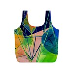 New Form Technology Full Print Recycle Bags (S)  Back