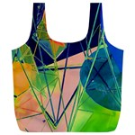 New Form Technology Full Print Recycle Bags (L)  Front
