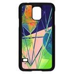 New Form Technology Samsung Galaxy S5 Case (Black) Front