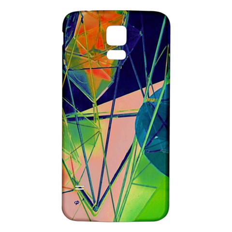 New Form Technology Samsung Galaxy S5 Back Case (White)