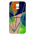 New Form Technology Samsung Galaxy S5 Back Case (White) Front