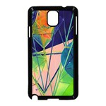 New Form Technology Samsung Galaxy Note 3 Neo Hardshell Case (Black) Front