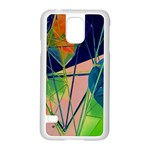 New Form Technology Samsung Galaxy S5 Case (White) Front