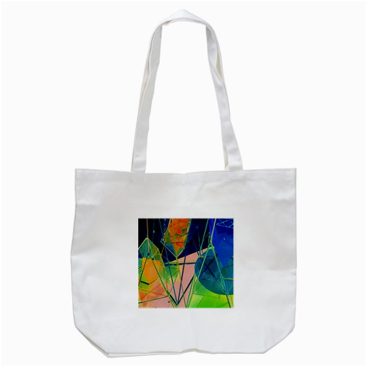 New Form Technology Tote Bag (White)