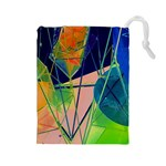 New Form Technology Drawstring Pouches (Large)  Front