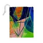 New Form Technology Drawstring Pouches (Large)  Back