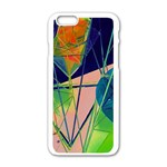 New Form Technology Apple iPhone 6/6S White Enamel Case Front