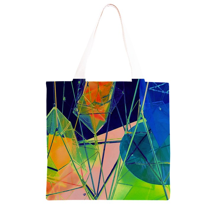 New Form Technology Grocery Light Tote Bag