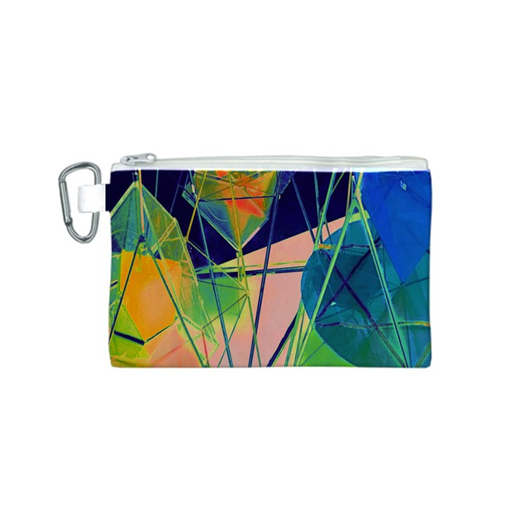 New Form Technology Canvas Cosmetic Bag (S)