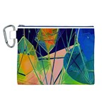 New Form Technology Canvas Cosmetic Bag (L) Front