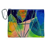 New Form Technology Canvas Cosmetic Bag (XXL) Front