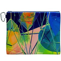 New Form Technology Canvas Cosmetic Bag (XXXL)