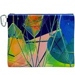 New Form Technology Canvas Cosmetic Bag (XXXL) Front