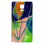 New Form Technology Galaxy Note 4 Back Case Front